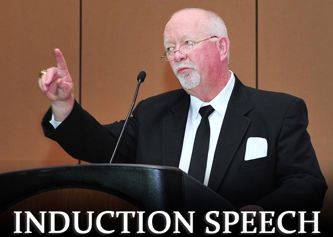 Induction-Speech-Birm