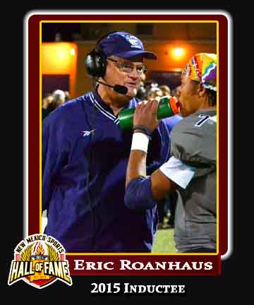 Hall of Fame Profile - Eric Roanhaus