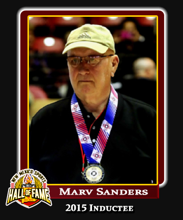 Hall of Fame Profile - MARV SANDERS