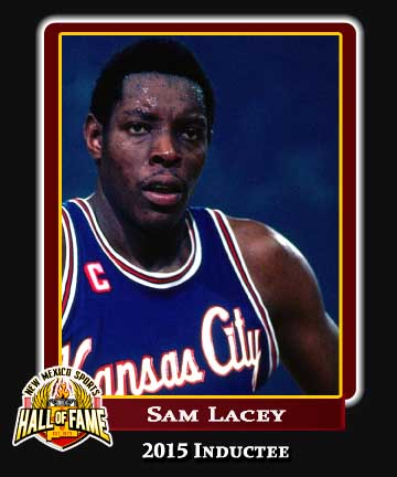 Hall of Fame Profile - SAM LACEY