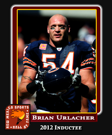 Hall of Fame Profile - BRIAN URLACHER