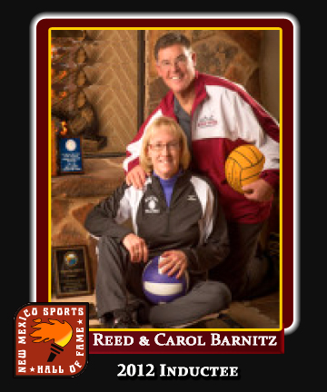 Hall of Fame Profile - CAROL AND REED BARNITZ