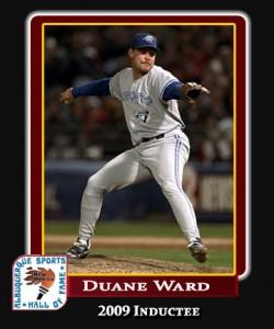 Hall of Fame Profile - Duane Ward