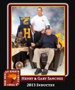 Hall of Fame Profile - HENRY and GARY SANCHEZ - HIGHLAND