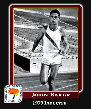 Hall of Fame Profile -JOHN BAKER