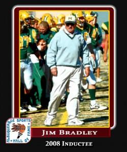 Hall of Fame Profile - Jim Bradley