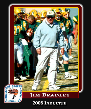 Hall of Fame Profile - Jim Bradley