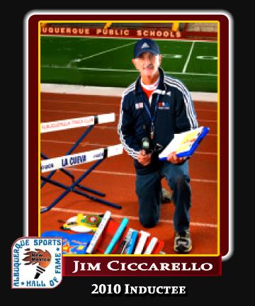 Hall of Fame Profile - Jim Ciccarello