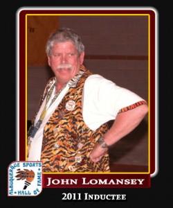 Hall of Fame Profile - John Lomansey