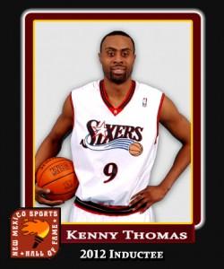 Hall of Fame Profile - KENNY THOMAS