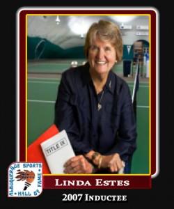 Hall of Fame Profile - LINDA ESTES