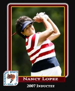 Hall of Fame Profile - NANCY LOPEZ