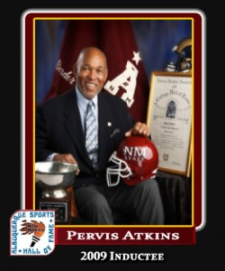 Hall of Fame Profile - Pervis Atkins