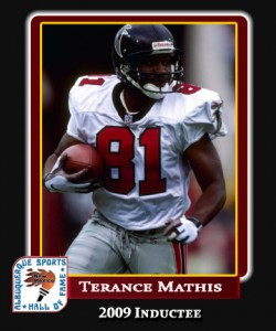 Hall of Fame Profile - Terance Mathis