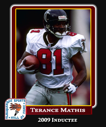 Hall of Fame Profile - Terance Mathis