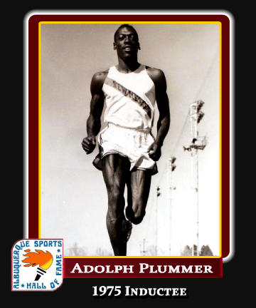 Hall of Fame Profile -ADOLPH PLUMMER