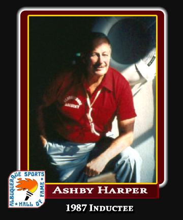 Ashby Harper