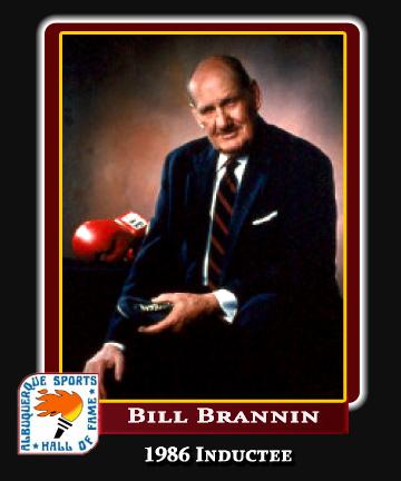 Hall of Fame Profile -BILL BRANNIN