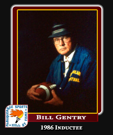 Hall of Fame Profile -BILL GENTRY