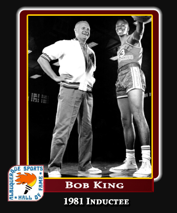 Hall of Fame Profile -BOB KING