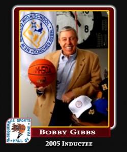 Hall of Fame Profile - BOBBY GIBBS