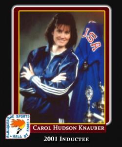 Hall of Fame Profile -CAROL KNAUBER