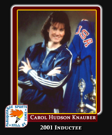 Hall of Fame Profile -CAROL KNAUBER