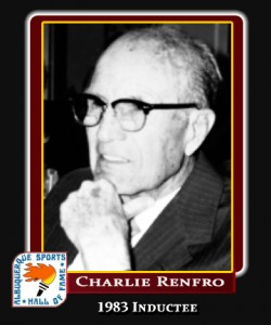 Hall of Fame Profile -Charlie Renfro