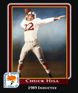 Hall of Fame Profile -Chuck Hill