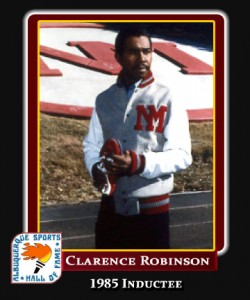 Hall of Fame Profile -Clarence Robinson