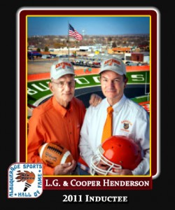 Hall of Fame Profile - Coaches Henderson