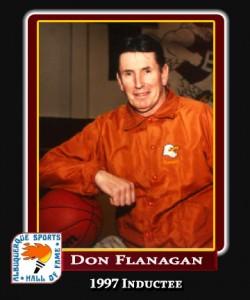 Hall of Fame Profile - DON FLANAGAN