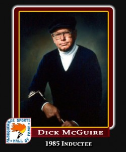 Hall of Fame Profile -Dick McGuire
