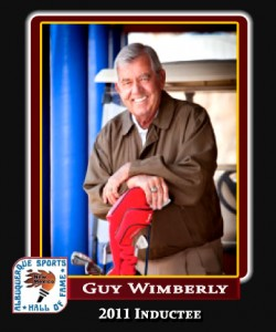 Hall of Fame Profile - Guy Wimberly