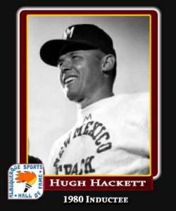 Hall of Fame Profile - Hugh Hackett