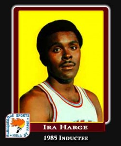 Hall of Fame Profile - Ira Harge