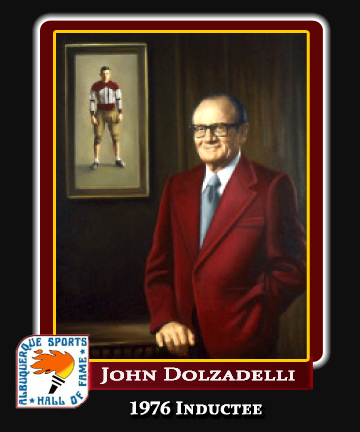 Hall of Fame Profile -JOHN DOLZADELLI