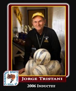 Hall of Fame Profile - JORGE TRISTANI