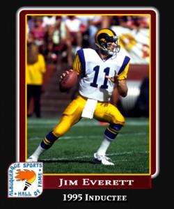 Hall of Fame Profile -Jim Everett