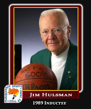 Hall of Fame Profile -Jim Hulsman