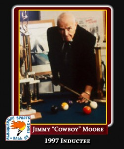 "Hall of Fame Profile - Jimmy ""Cowboy"" Moore"