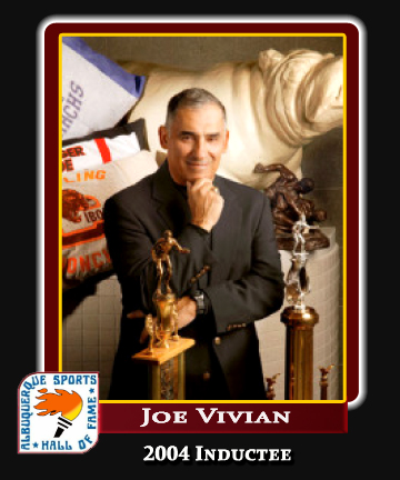 Hall of Fame Profile - Joe Vivian