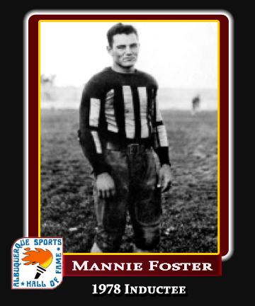 Mannie Foster