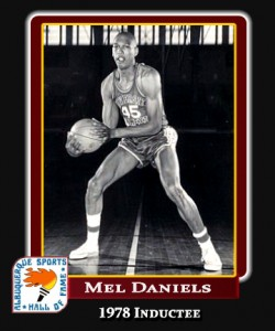 Hall of Fame Profile - MEL DANIELS