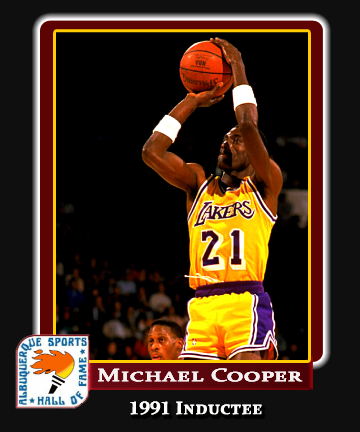 Hall of Fame Profile - Michael Cooper