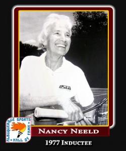 Hall of Fame Profile -NANCY NEELD