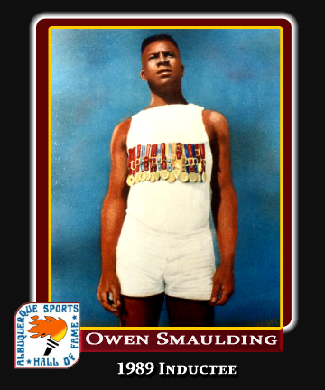 Hall of Fame Profile -Owen Smaulding