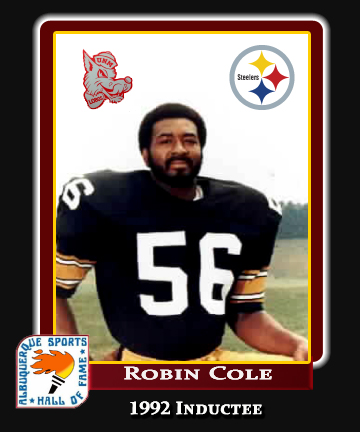 Hall of Fame Profile -ROBIN COLE