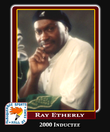 Hall of Fame Profile -Ray Etherly