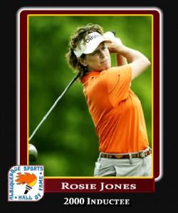 Hall of Fame Profile -Rosie Jones